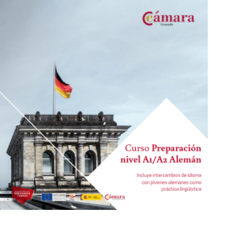 Curso Preparación para la certificación de nivel A1/A2 de alemán. Programa PICE - Garantía Juvenil
