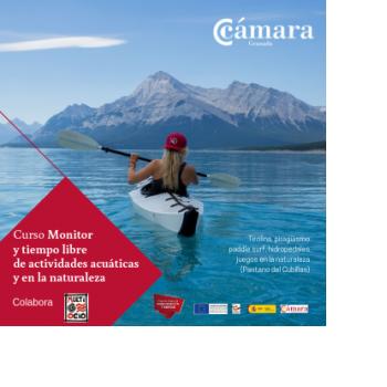 Curso Monitor de ocio y tiempo libre de actividades acuáticas. Programa PICE - Garantía Juvenil.