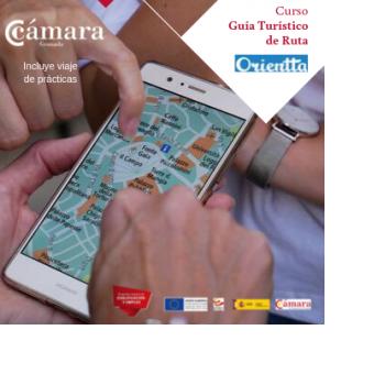 Curso Guía Turístico de Ruta. Programa PICE - Garantía Juvenil
