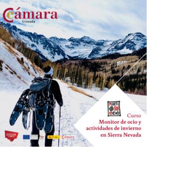 Monitor de Ocio y Actividades de Invierno en Sierra Nevada. Programa PICE - Garantía Juvenil